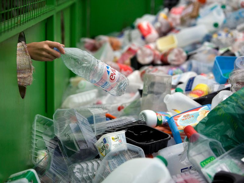 More Plastic Than Fish In The Ocean By 2050