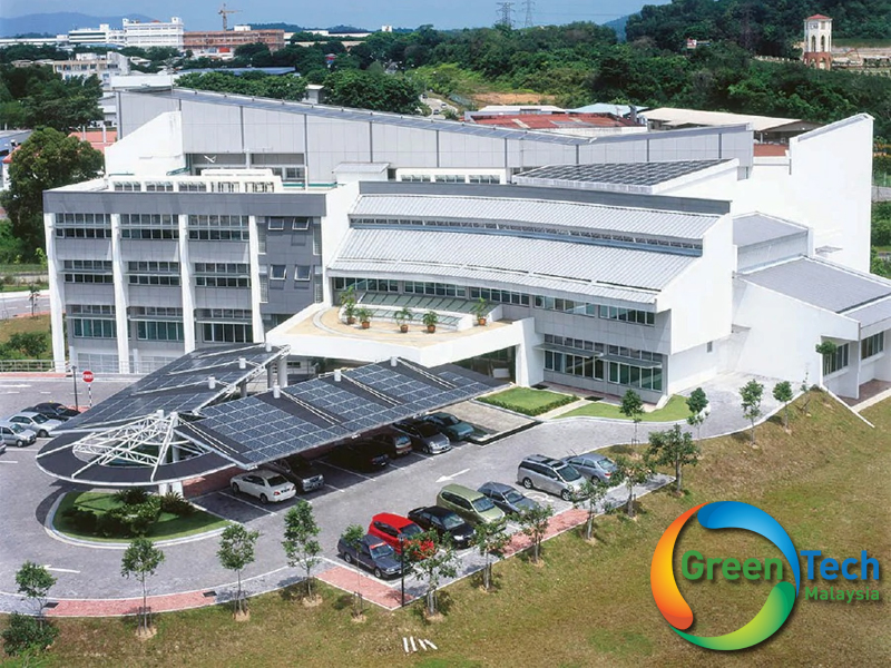 Powered By The Sun: GreenTech Malaysia