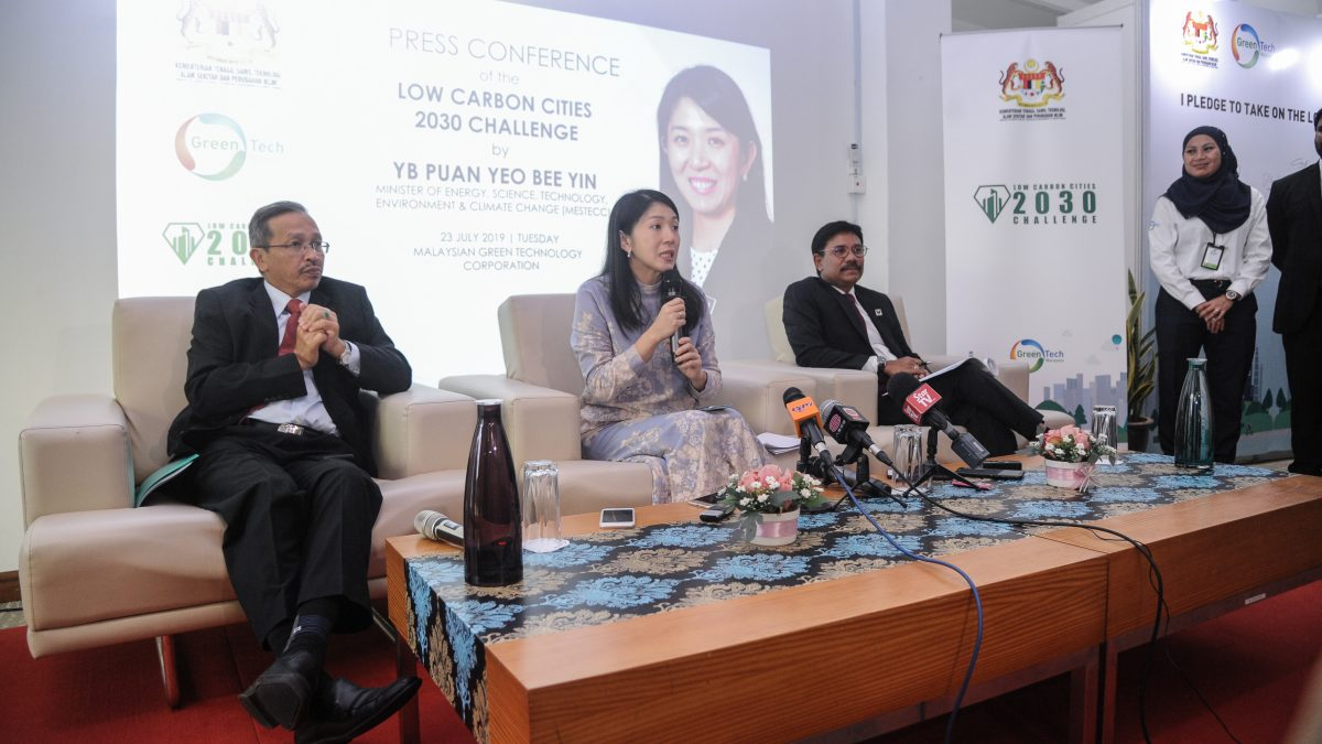 Official Launch of the Low Carbon Cities 2030 Challenge